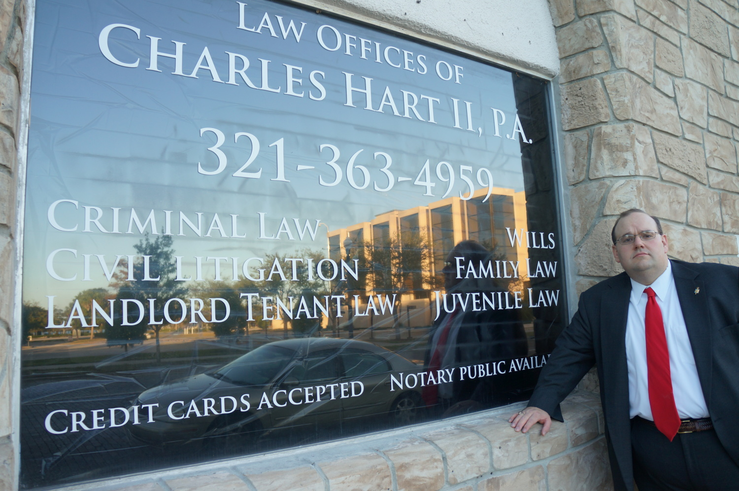 Home - Charles Hart Law