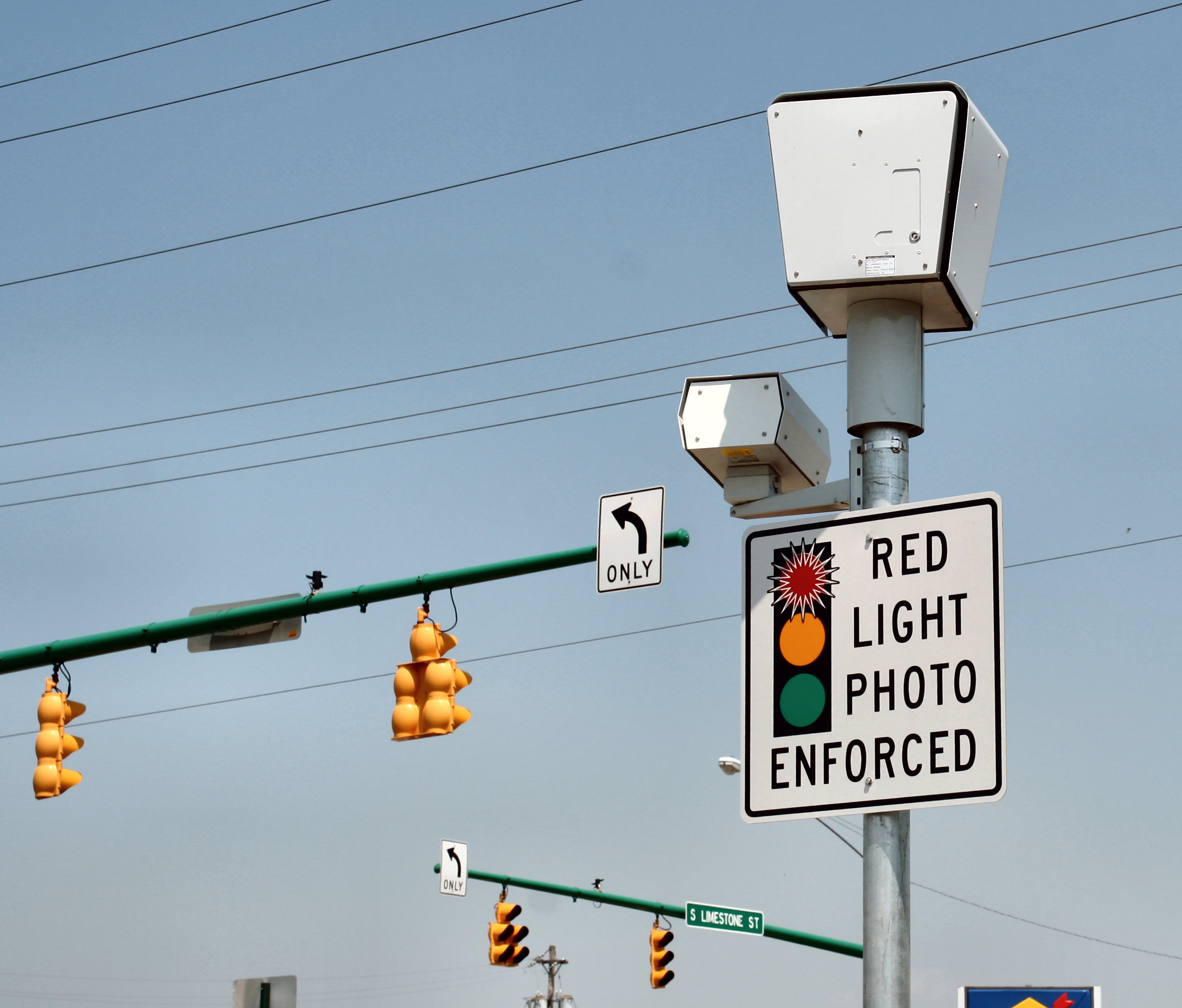 Captivating Red Light Camera Pictures